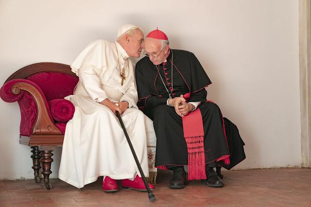 Crítica Los dos Papas