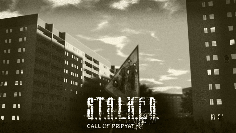 STALKER Call of Pripyat Free Download Poster