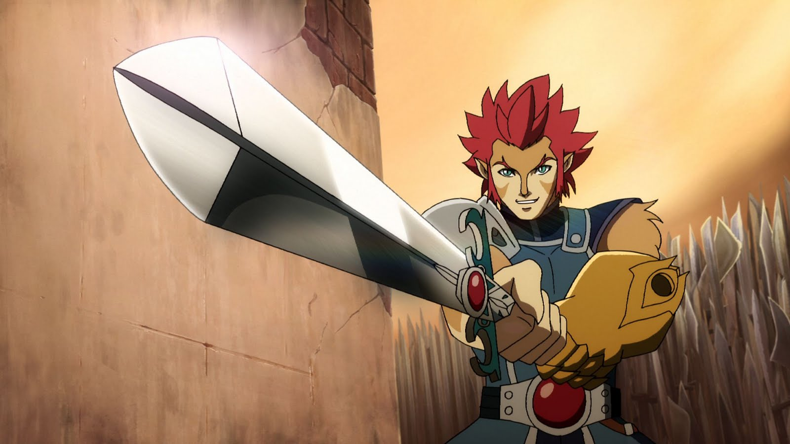 Thundercats New Episode The Duelist And The Drifter Pics