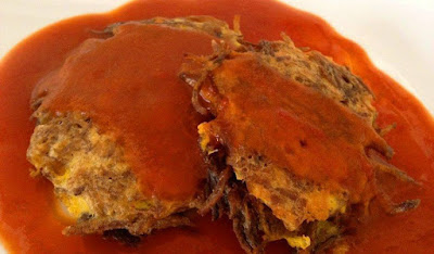 Receta de Tortitas de Carne