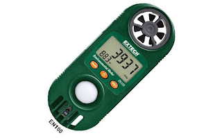 Jual Extech EN100 -- 11 in 1 Environmental Meter Complete