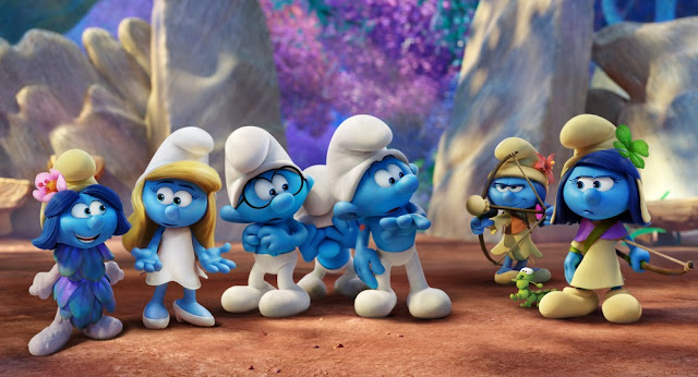 Smurfs The Lost Village Review