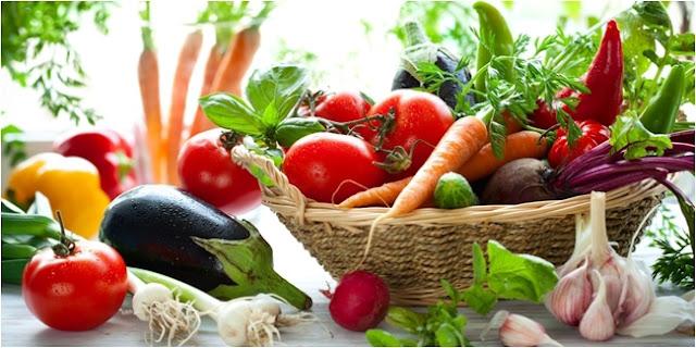 Makna Warna Buah Dan Sayuran Pada Kesehatan
