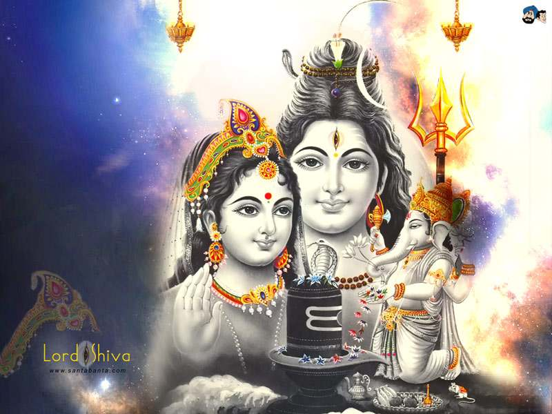 Shiva Parvati Images Shiva family