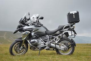 BMW R1200GS LC motorbike