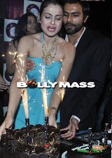 BollM Blogspot Com Ashmit Patel Special Press to Ameesha Patel