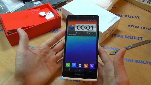 Lenovo A889; A Reasonable and Smart Phablet