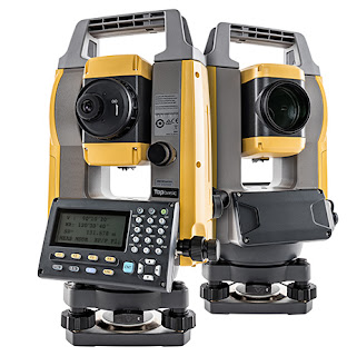 Jual Total Station Topcon GM-55 Refecorless Medan