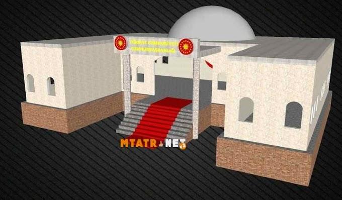 MTA SA Cumhurbaşkanlığı Binası