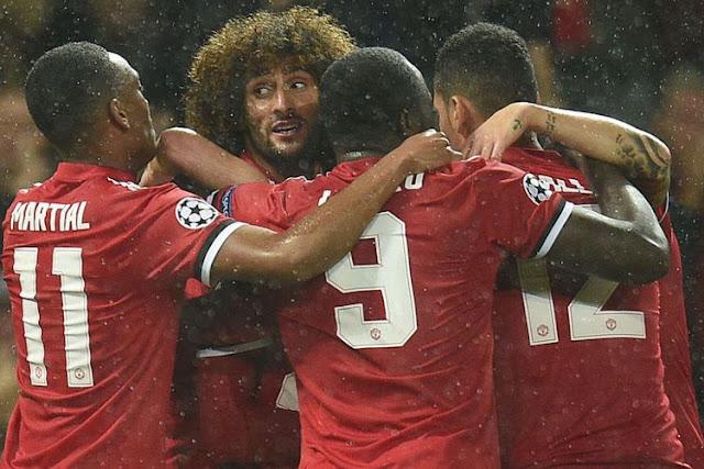 Hasil Liga Champions Grup A