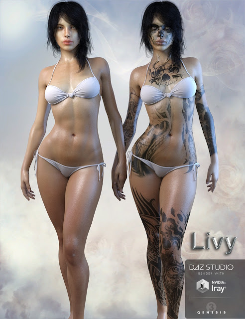 Livy for Genesis 3 Female
