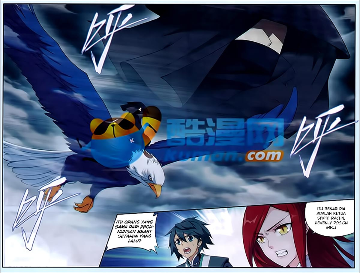 Battle Through the Heavens Chapter 178-29