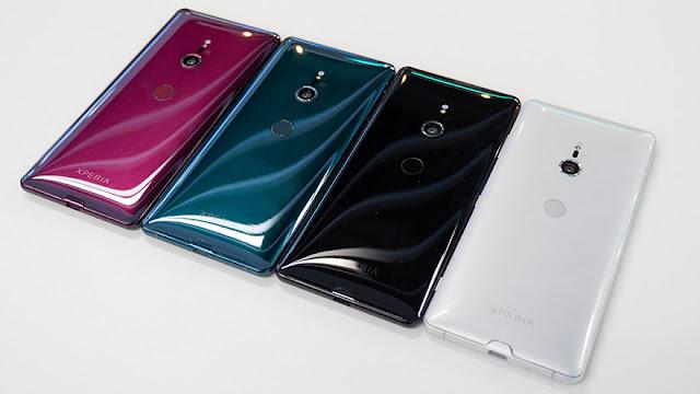هاتف سوني اكسبريا  XZ3