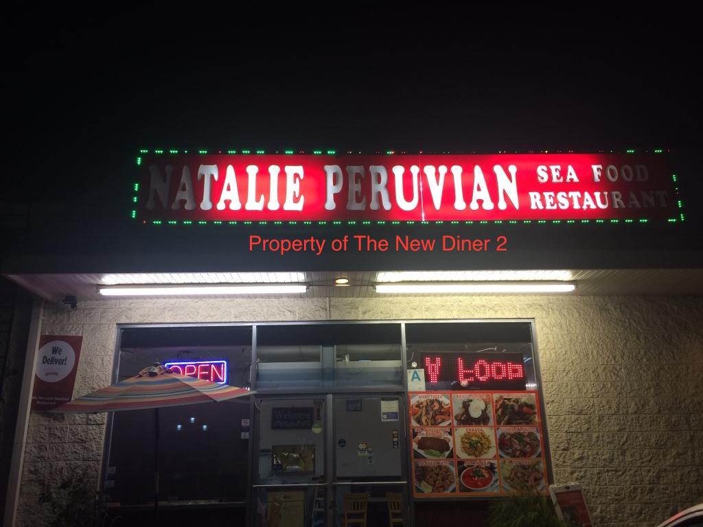 Natalie Peruvian Seafood Restaurant 5759 Hollywood Blvd Los Angeles Ca 90028 323 463 8340