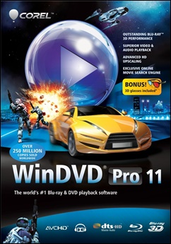 Download Corel WinDVD v11.7.0.15 + Crack