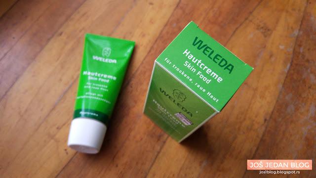 weleda skin food review recenzija