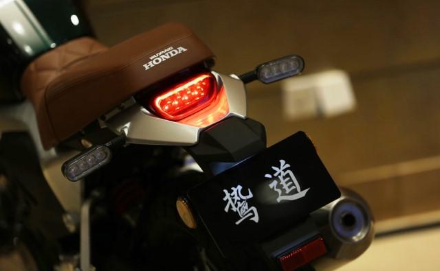 Pesaing Kawasaki W175 Honda
