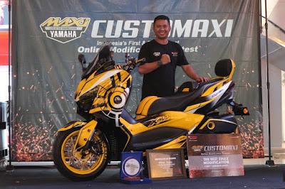 The Best Xmax Modification (Imran Syukri)