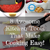 8 Awesome Kitchen Tools That Make Cooking Easy!
