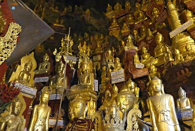 Pindaya - Shwe Oo Min Paya - Myanmar