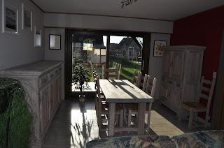gerenoveerde meubelen