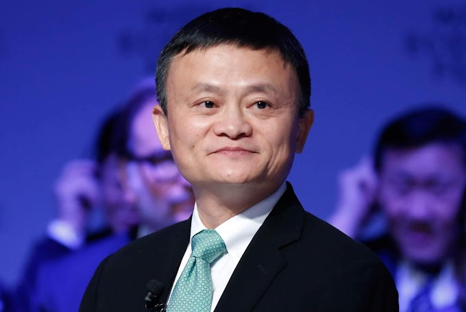 Down, But Not Out!: The Inspirational Story of the Alibaba founder Jack Ma