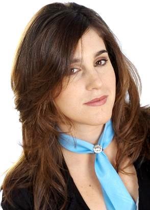 Foto de Soledad Pastorutti con cabello suelto
