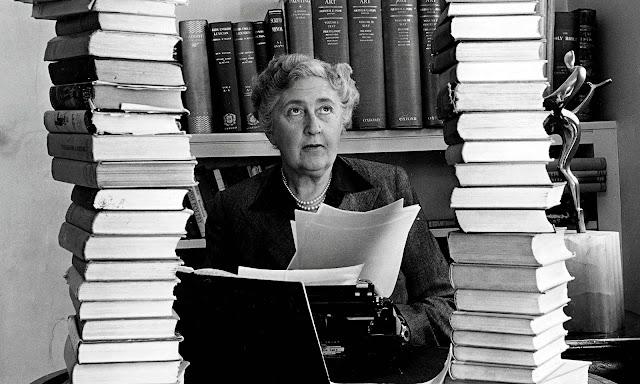 TAG: Inspiração #1: Agatha Christie