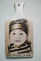 Lukisan Wajah Yang Imut Untuk Hiasan Kamar Si Kecil
