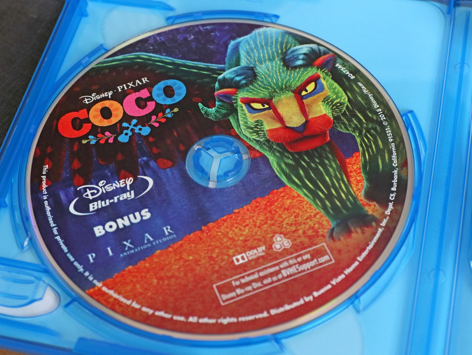 disney pixar coco in depth blu-ray review