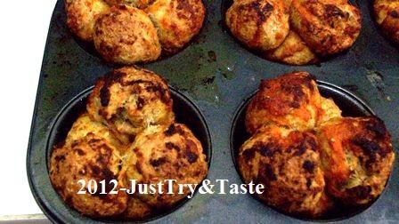 Obsesi Roti 18: Monkey Bread Isi Daging Cincang dengan Saus Hot & Spicy