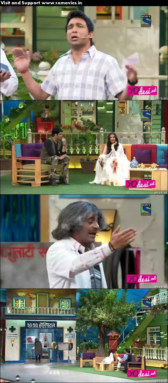 The Kapil Sharma Show 08 May 2016 HDTV 480p