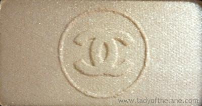 Chanel soft Touch Eyeshadow Blazing Gold