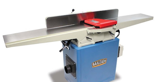 Differences between a wood jointer and a wood planer