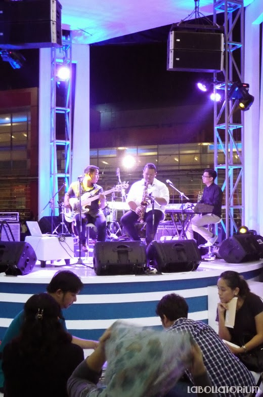 International Java Jazz Festival 2014 Mini Stage Show Jazz