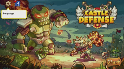 Castle defense 2 for android
