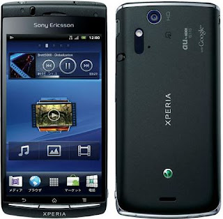 Tutorial Flashing (Instal Ulang) Sony Xperia acro (IS11S)