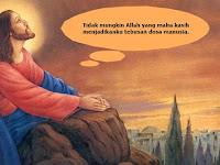 Menjawab Apologi Kristen (4): Bukankah Allah Dapat Mengampuni Saja?