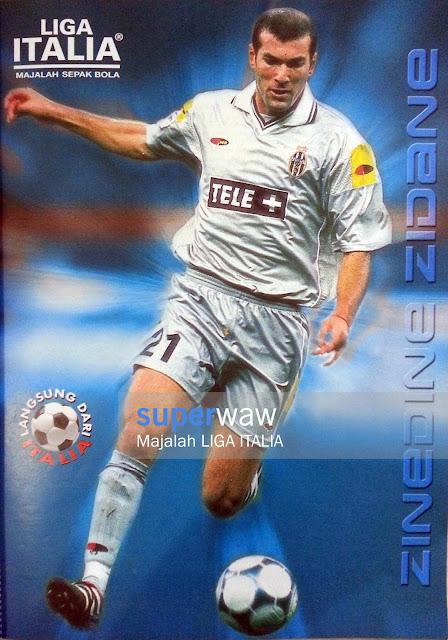 Zidane (Juventus 2000)