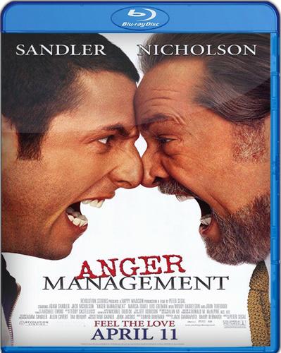 Anger Management [2003] [BD25] [Latino]