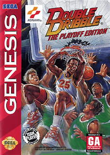 sega basketball megadrive nba video games