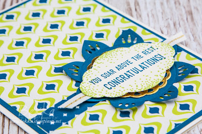 Eastern Palace Congratulations Cards for my Stampin' Super Stars - Join Stampin' Up! UK here
