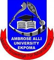Ambrose Alli University HND To B.Sc Conversion Programme Admission Announced, 2018/2019