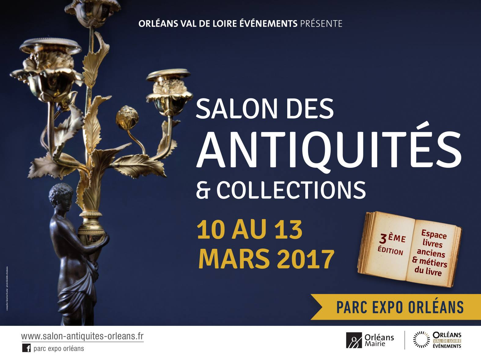 ORLEANS : LA GALERIE LE FLOCH PRESENTE CAPTON AU SALON DES ANTIQUITÉS ET COLLECTIONS