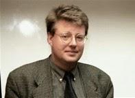 Stieg Larsson, l'auteur de Millénium