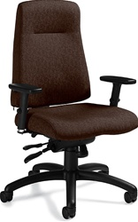Global Total Office Indulge Chair Review by OfficeFurnitureDeals.com
