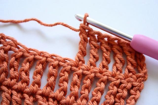 Triple Treble Crochet (ttr)