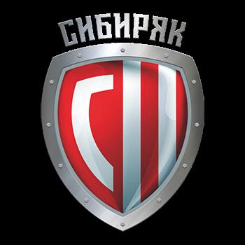 """Профессиональный мини - футбольный клуб """"Сибиряк"""" логотип"""