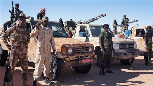 Chad closes border with Libya over threat of terror infiltration