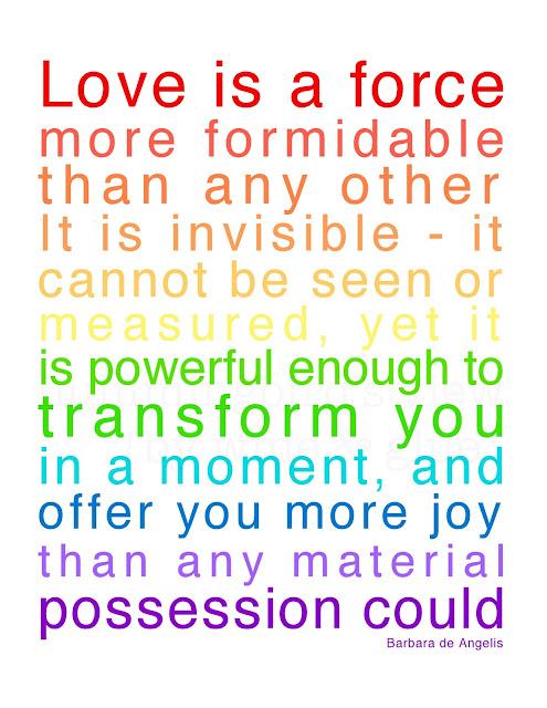 Love is a Force {Printable} - Wine  Glue